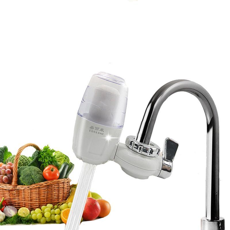 龙头净水器家用厨房水龙头自来水过滤器